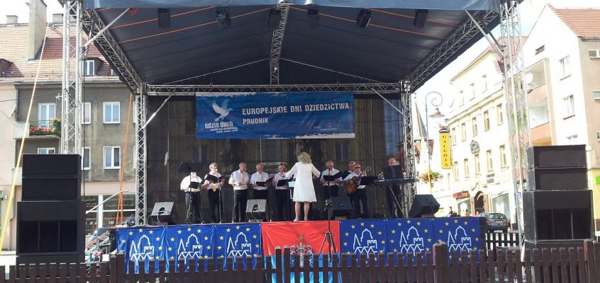 Koncert zespołu CAMERTON z okazji inauguracji Europejskich Dni Dziedzictwa Narodowego w województwie opolskim Prudnik 2016