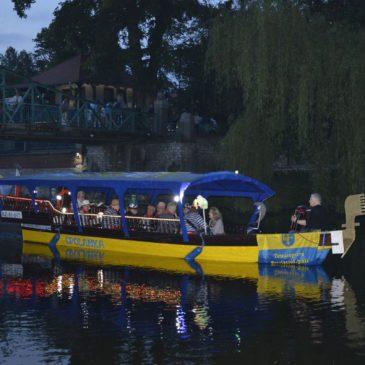 Koncert na wodzie Męskiego Zespołu TPO CAMERTON – Gondolierzy znad Odry