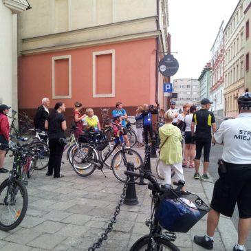 """Rajd rowerowy """"Szlakiem Opolskich Kapliczek"""""""