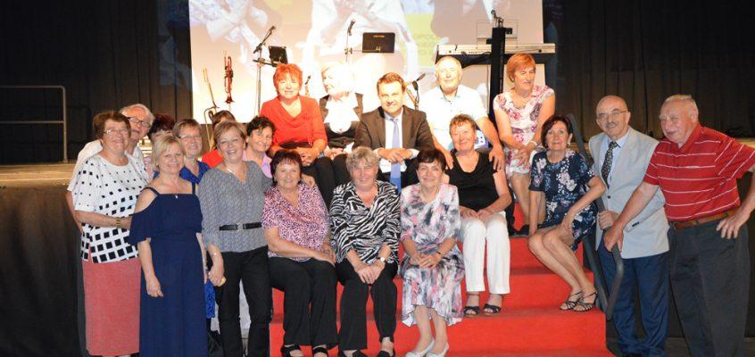 Wizyta seniorów z Bruntala