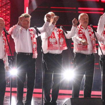 Zespół Wokalny CAMERTON uczestniczył w 55 KFPP w Opolu